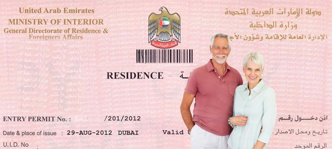 How to Apply Parents Visa in Dubai
