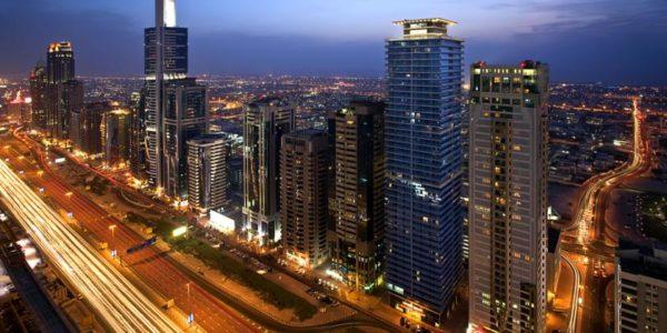 Shaikh Zayed Road – Dubai (1)