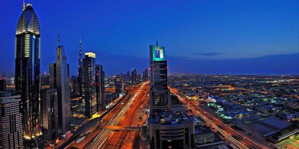 Shaikh Zayed Road – Dubai (2)