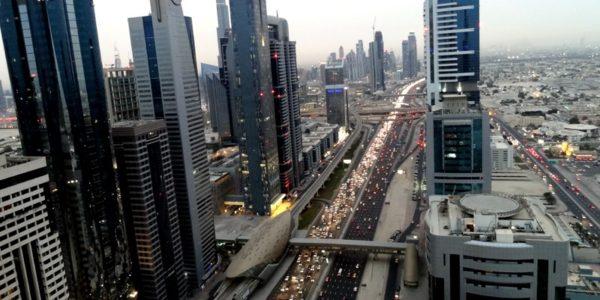 Shaikh Zayed Road – Dubai (3)