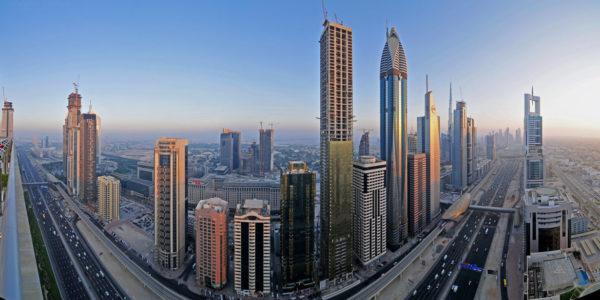 Shaikh Zayed Road – Dubai (4)