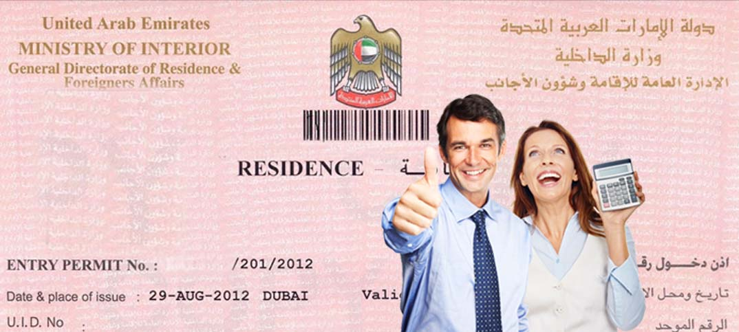How to Apply Family Visa for Wife in Dubai