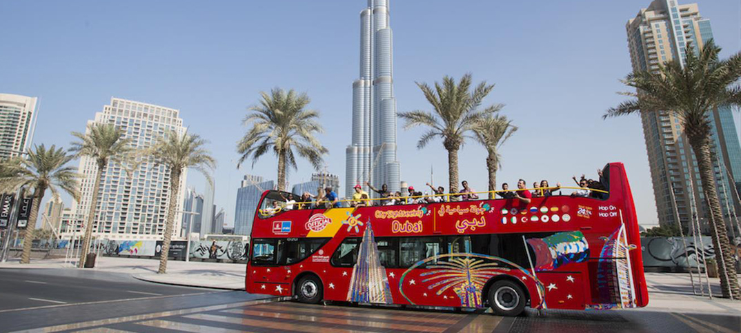 Big Bus Tour - Dubai -...
