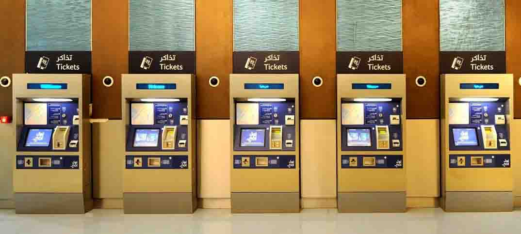 Fare, Tickets & Cards for Dubai Metro