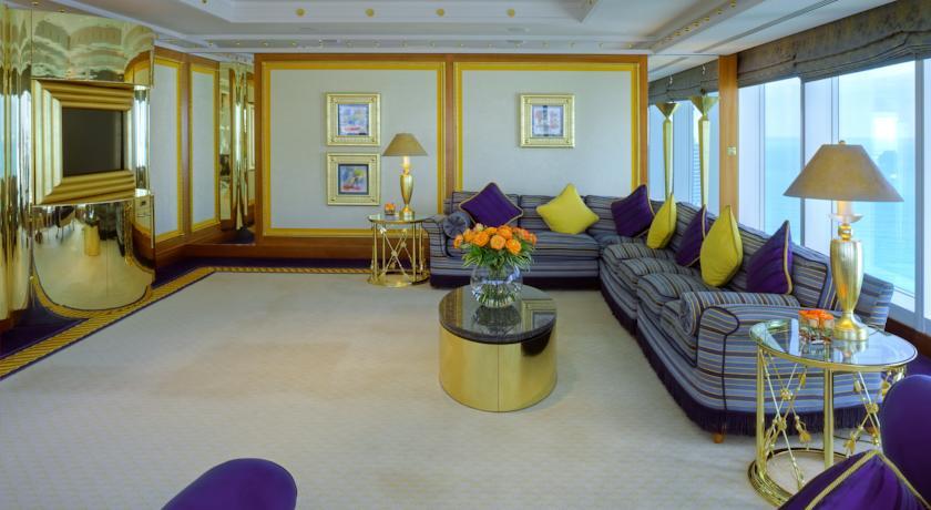 Burj al arab hotel its about dubai for Burj al khalifa hotel rooms