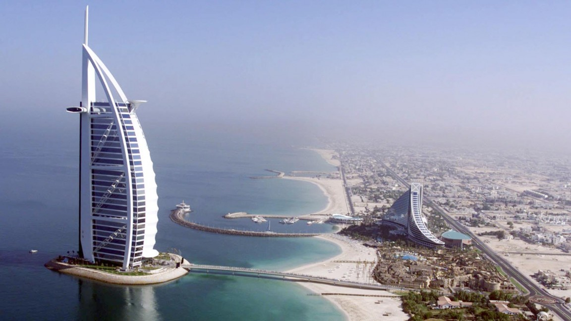 burj al arab hotel its about dubai