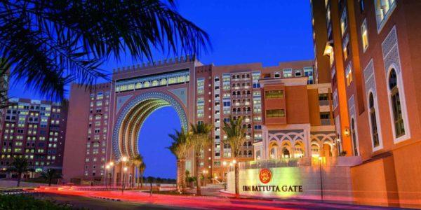 Mövenpick Ibn Battuta Gate Hotel Dubai (1)
