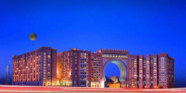 Mövenpick Ibn Battuta Gate Hotel Dubai (2)