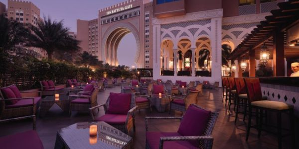 Mövenpick Ibn Battuta Gate Hotel Dubai (6)