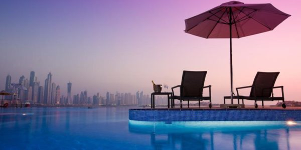 Mövenpick Ibn Battuta Gate Hotel Dubai (8)