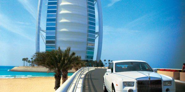 burj-al-arab hotel-rolls-royce