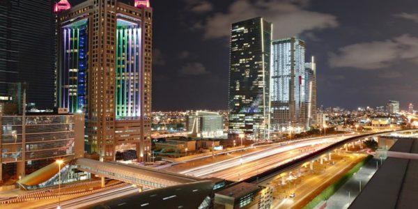 fairmont hotel Sheikh Zayed Exterior (1)