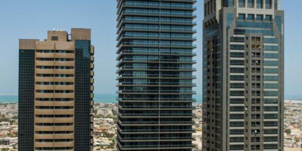 fairmont hotel Sheikh Zayed Exterior (3)