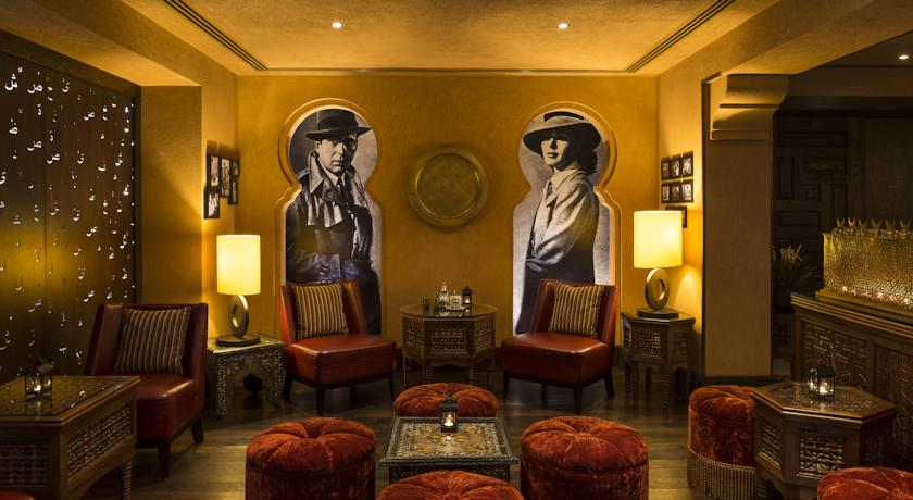 extraordinary the moroccan lounge their house museum | Fairmont Hotel Dubai - Its About Dubai