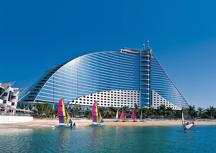 Jumeirah beach hotel dubai its about dubai for Top 10 5 star hotels in dubai