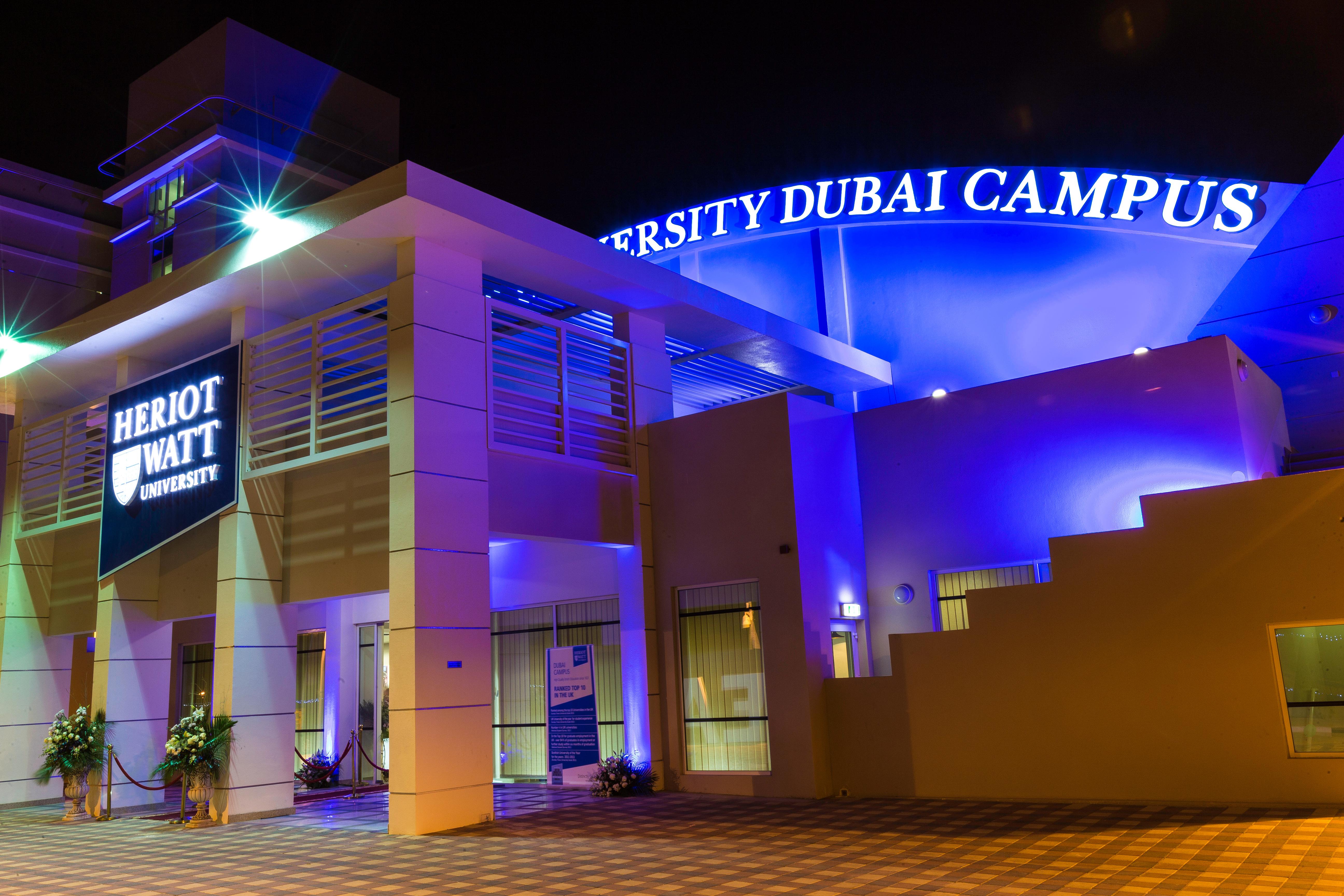 Heriot-Watt University Dubai - Its About Dubai