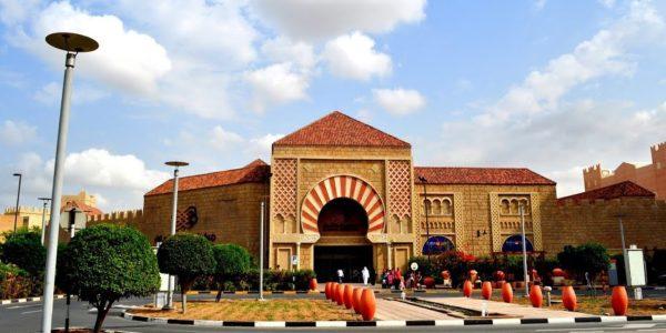 IBN Battuta Mall Outside (3)