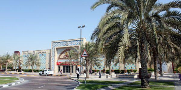 IBN Battuta Mall Outside (4)