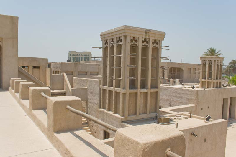 House of sheikh saeed al maktoum its about dubai for Home of architecture uae