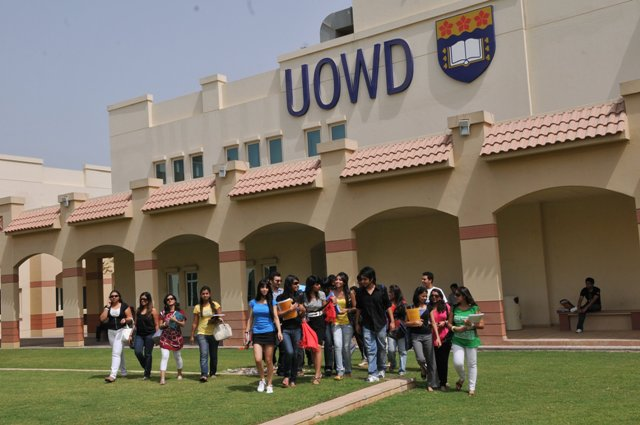 Image result for IMAGES FOR University of Wollongong in Dubai