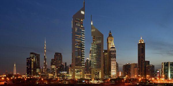 Emirates Towers Dubai Pic (1)
