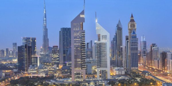 Emirates Towers Dubai Pic (3)