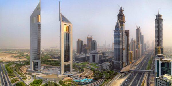Emirates Towers Dubai Pic (4)
