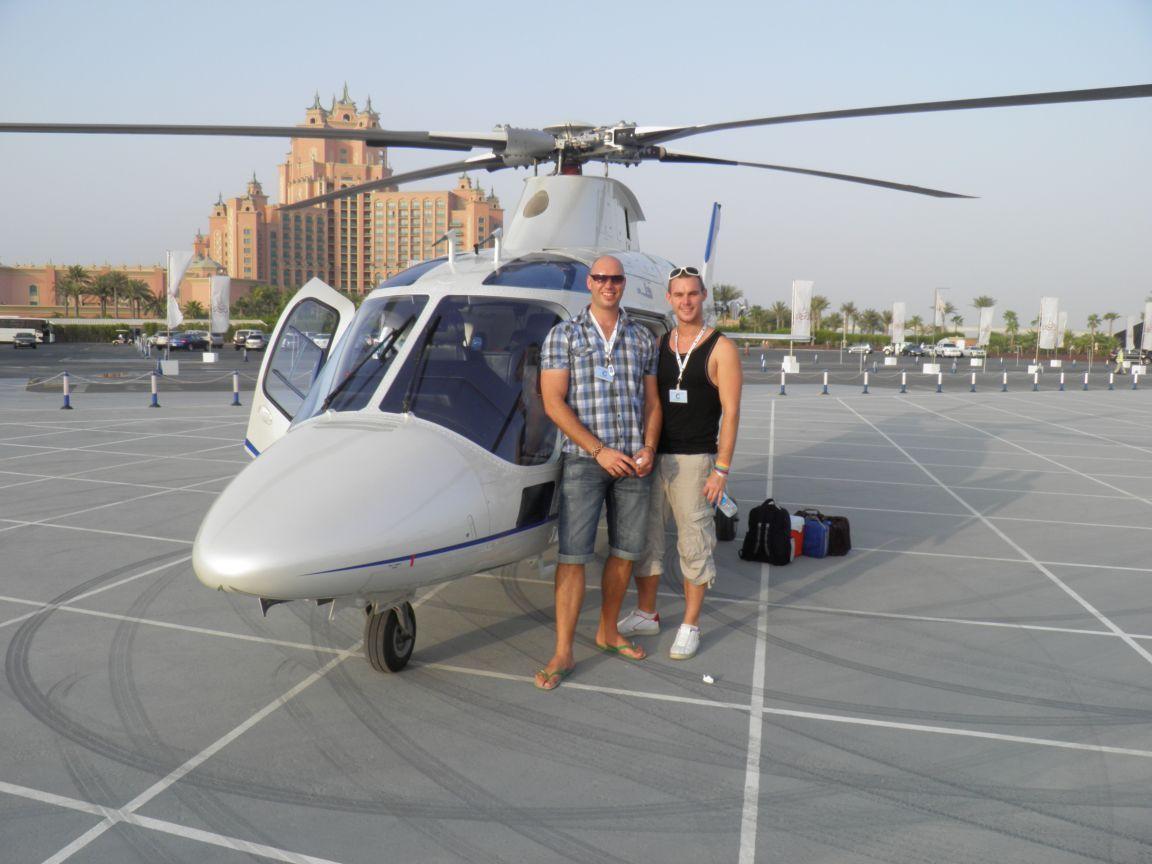 Helicopter Tour Dubai  Its About Dubai