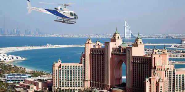 Helicopter Tour Dubai pic (2)