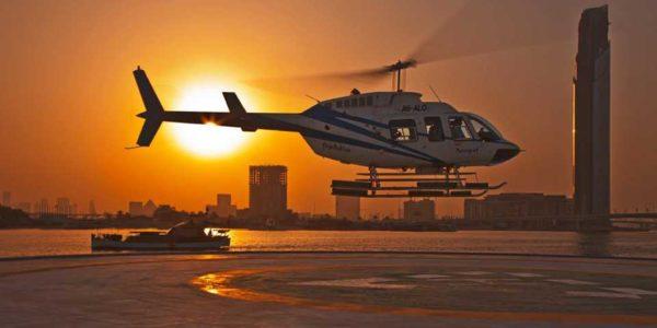 Helicopter Tour Dubai pic (4)